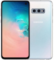Samsung Galaxy S10e (Samsung G970F Dual Sim) 128GB Branco (Prism White) Livre