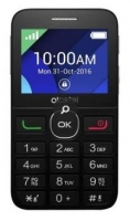 Alcatel 2008 Full Black Livre
