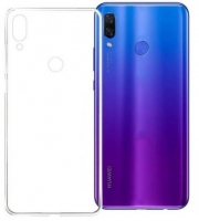 Capa Huawei Y5 2019, Honor 8S Silicone Transparente