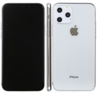 Capa Iphone 11 Pro 5.8  Silicone 1mm Transparente