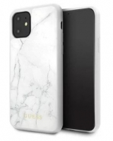 Capa Iphone 11 Pro 5.8  GUESS Marble GUHCN58HYMABK Preto em Blister