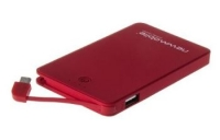 Power Bank New Mobile 2600mAh NM-PB2600 Vermelho