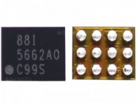 IC 5662A0 de Lanterna/Flash LM35662 Iphone XS Max, Iphone XS, Iphone XR, Iphone X