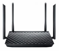 Router Asus AC1200+ Dual Band Wifi Router/Access Point/Bridge Mode, USB Port FTP, 3G/4G Dongle