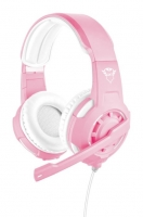 Headset Gaming Trust GXT310P PC/PS4/XBOX Rosa Blister