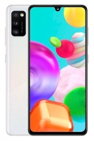 Samsung Galaxy A41 (Samsung A415) 64GB DS Prism Crush White