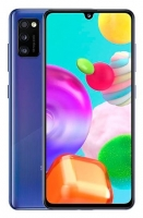 Samsung Galaxy A41 (Samsung A415) 64GB DS Prism Crush Blue