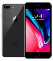 Iphone 8 Plus 256GB Preto Livre (Grade A Usado)