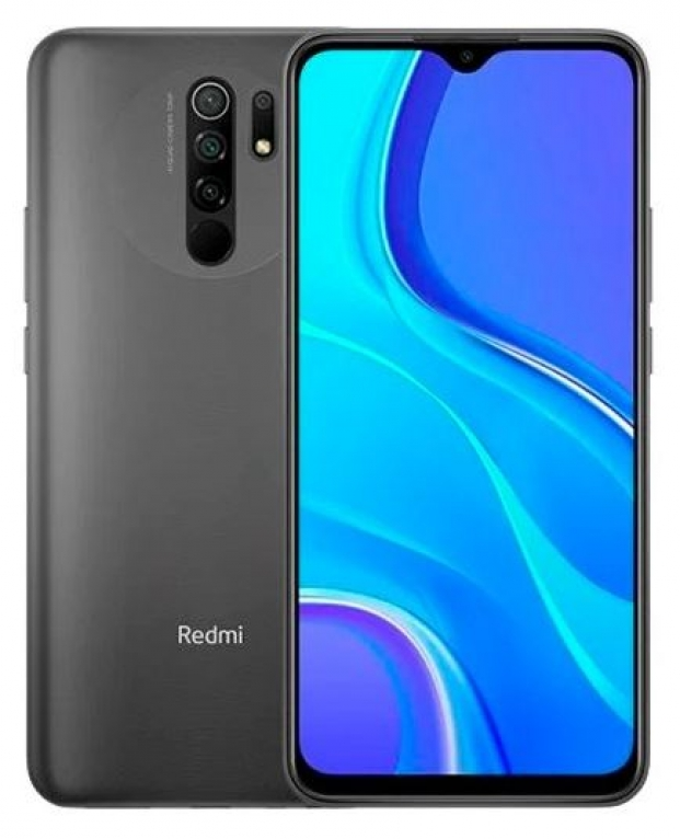 Xiaomi Redmi 9 4GB/64GB Dual Sim Carbon Grey