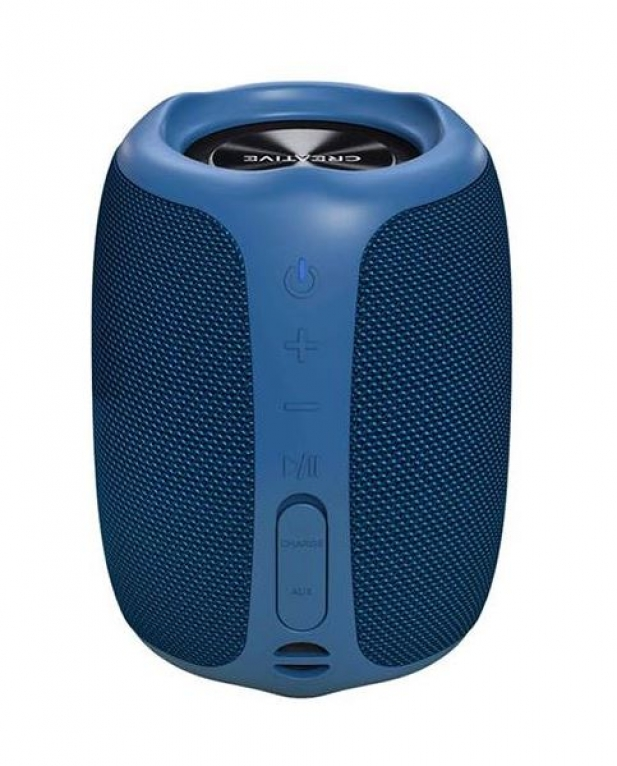 Coluna Bluetooth Creative Muvo Play 10W Azul