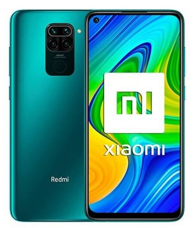Xiaomi Redmi Note 9 4GB/128GB Dual Sim Forest Green