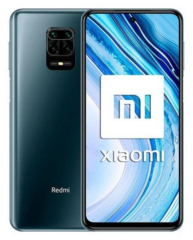 Xiaomi Redmi Note 9 Pro 6GB/128GB Dual Sim Interstellar Grey