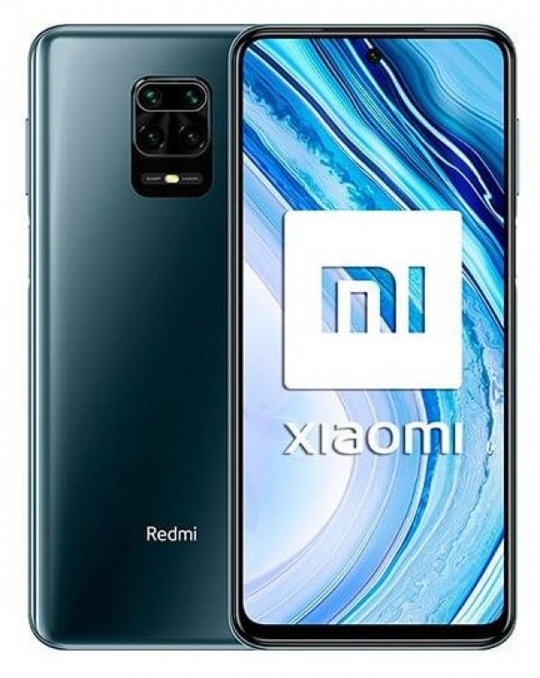 Xiaomi Redmi Note 9 Pro 6GB/64GB Dual Sim Interstellar Grey