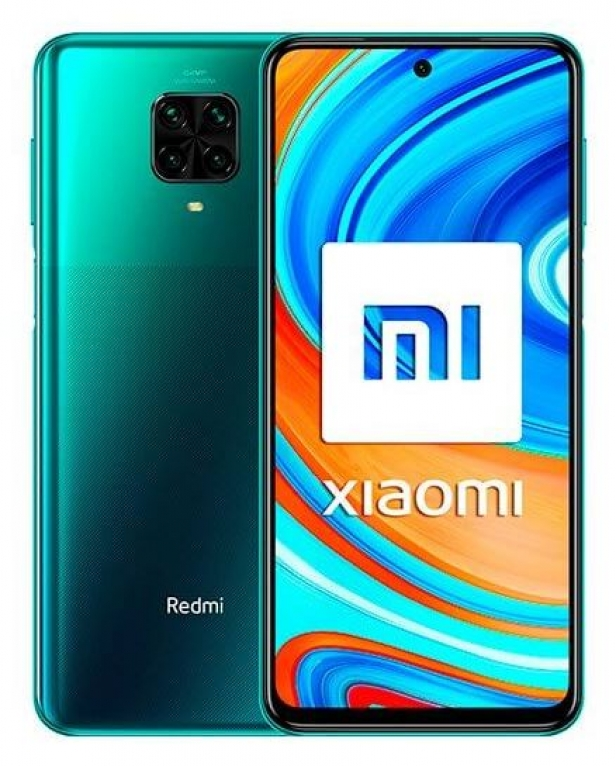 Xiaomi Redmi Note 9 Pro 6GB/128GB Dual Sim Tropical Green