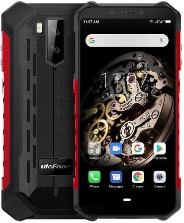 Ulefone Armor X5 3GB/32GB Dual Sim Red