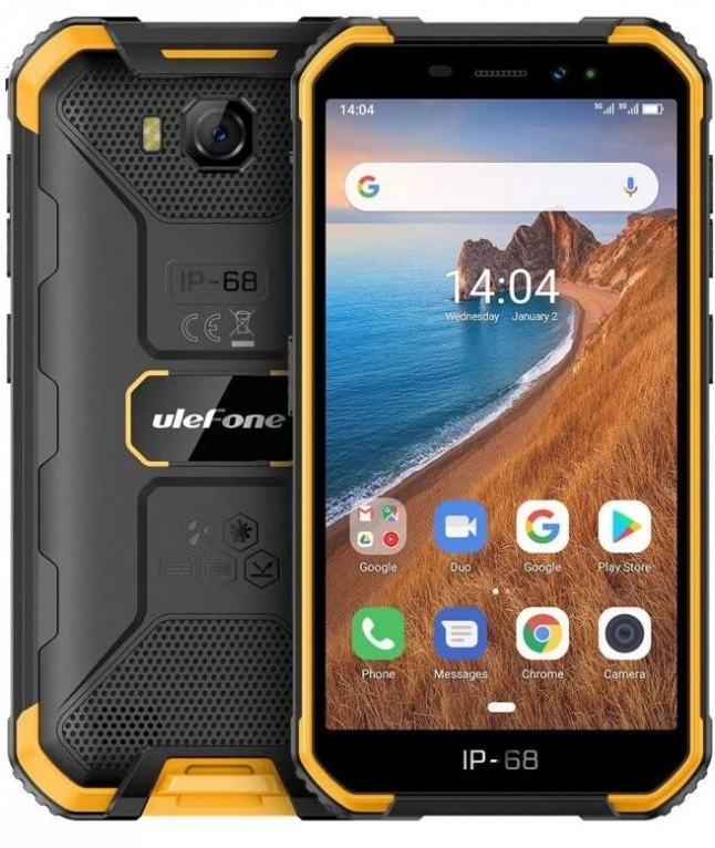 Ulefone Armor X6 2GB/16GB Dual Sim Orange
