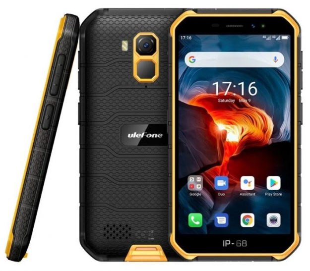 Ulefone Armor X7 Pro 4GB/32GB Dual Sim Orange