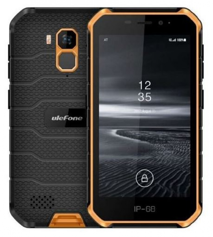 Ulefone Armor X7 2GB/12GB Dual Sim Orange