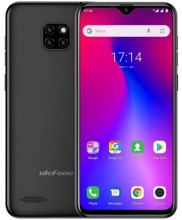 Ulefone Note 7P 3GB/32GB Dual Sim Black