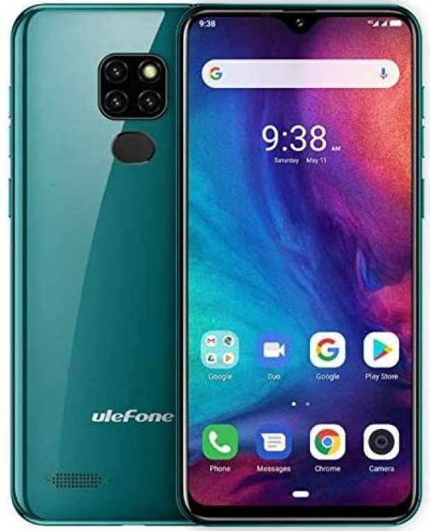Ulefone Note 7P 3GB/32GB Dual Sim Midnight Green