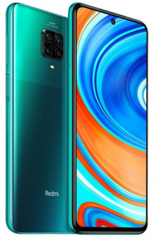 Xiaomi Redmi Note 9 Pro 6GB/64GB Dual Sim Tropical Green