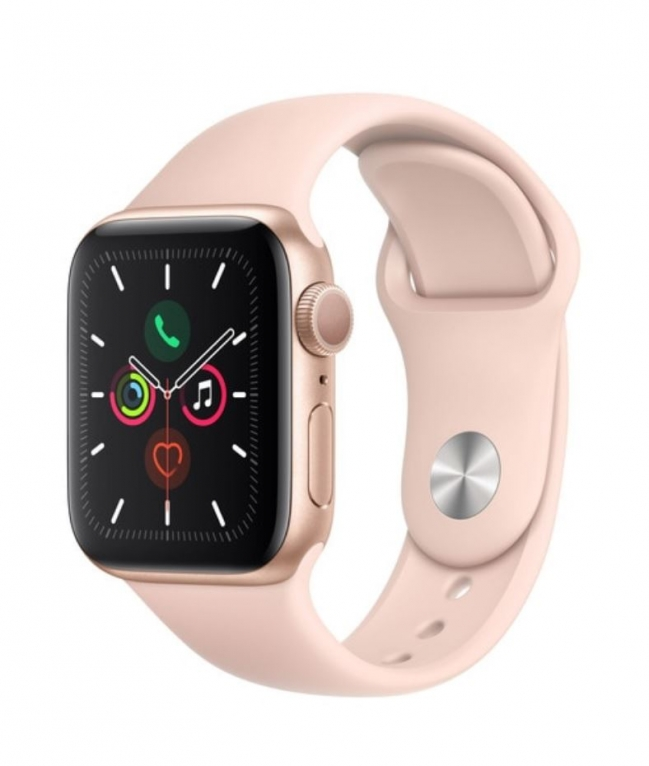 Apple Watch Series 5 44mm Rosa Dourado (Grade A Usado)
