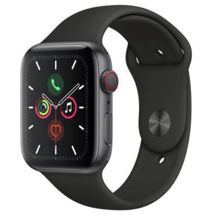 Apple Watch Series 5 44mm Preto (Grade A Usado)