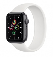 Apple Watch SE 44mm GPS Sport Band Branco