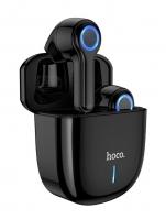 Auricular Bluetooth TWS Hoco ES45 Harmony com Caixa Carregamento Preto