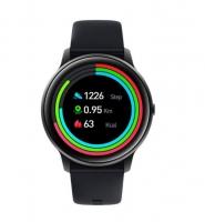 "Smartwatch IMILAB KW66 1.28"" 3D HD Preto"