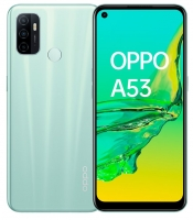 Oppo A53 4GB/64GB Dual Sim Mint Cream