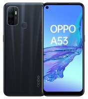 Oppo A53 4GB/64GB Dual Sim Electric Black