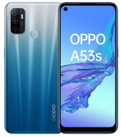 Oppo A53s 4GB/128GB Dual Sim Fancy Blue