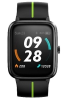 Smartwatch Ulefone Watch GPS Black + Green