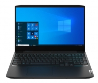 "Portatil Lenovo IdeaPad Gaming 3 15ARH-334 15.6"" 8GB 256GB SSD GTX 1650 Ti Sem SO"