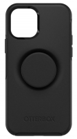 Capa Iphone 12, Iphone 12 Pro OtterBox Symmetry com PopSockets Preto