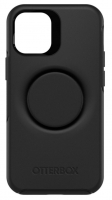 Capa Iphone 12 Mini OtterBox Symmetry com PopSockets Preto