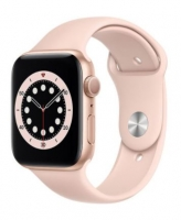 Apple Watch Series 6 44mm Sport Band Rose Gold - M00E3PO/A